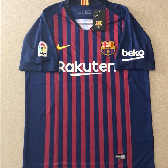 cheap for discount 1b496 353a9 Barcelona Messi 18/19 Jersey